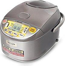 Zojirushi Rice Cooker NS-YSQ10 Stainless Steel