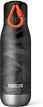 Zoku 18oz/500ml Black Camo Vacuum Insulated SS
