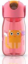 Zoku Drinks Bottle, Pink, 400ml