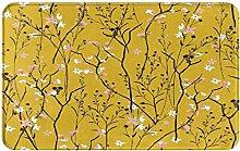 ZOMOY carpet bath mat,rug,Autumn Landscape With