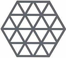 Zone Denmark 371031 Cool Grey Triangles Silicone