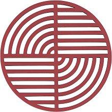 Zone Denmark Circles Silicone Trivet Colour: Zone