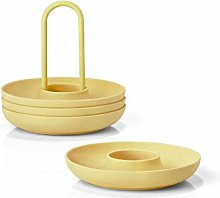 Zone Denmark Singles Egg Cup Yellow (lemonade)