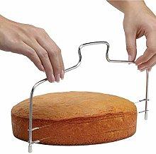 Zonfer Cake Cutter Slicer Leveler, 8 Different
