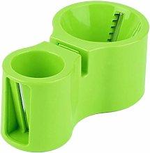 Zonfer Spiraliser Vegetable Slicer Handheld