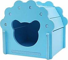 Zongha guinea pig house gerbil toys hamster