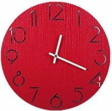 Zongha Kitchen Clock Clock Large Wall Clock Wall