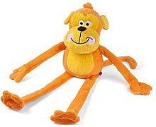 Zoon Jumbo Cheeky Monkey Plush Dog Toy