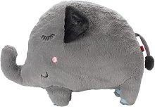 Zoon Jumbo Elephant Dog Toy