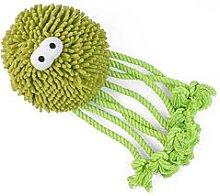 Zoon Jumbo Octo Noodly Plush Dog Toy