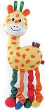 Zoon Miniplay George the Giraffe Dog Toy