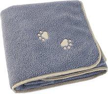 Zoon Sage Sherpa Pet Comforter - Large