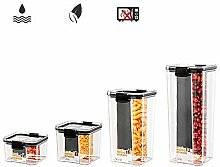 ZOOTUI Airtight Food Storage Container Set,1.8L