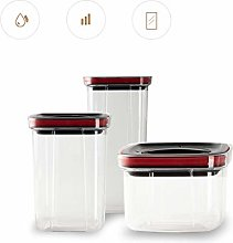 ZOOTUI CerealStorageContainers, Airtight Food