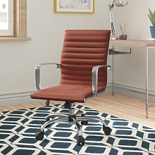 Zosia Desk Chair Zipcode Design Upholstery Colour: