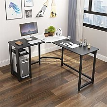 ZoSiP Wooden Corner L Office Tables L Shaped