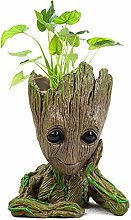 Zoyie Groot Flower Pot, Creative Guardians of the