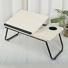 ZPEE Adjustable Angle Mini Computer Table,Foldable