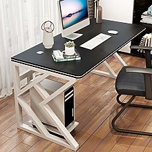 ZPEE Modern Reinforcement Computer Desk With Host