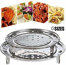 ZPFDM Stainless Steel Steamer, Steamer Basket,
