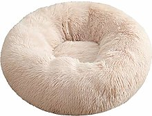 ZQIAN Donut Dog Bed Super Soft and Cosy Warm