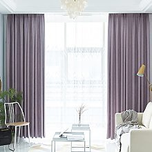 ZQJKL Full Blackout Curtains Thermal Insulated