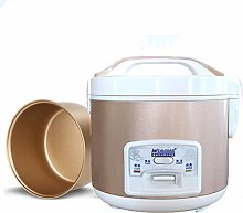 ZQJKL Mini Rice Cooker With Keep-warm Function