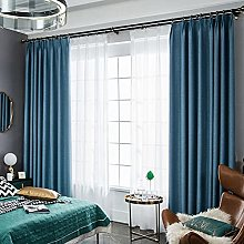 ZQJKL Noise Reducing Full Blackout Curtains