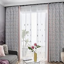 ZQJKL Thermal Living Room Blackout Curtains Ultra