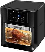 ZQTHL Air Fryer, 12 Liters Low Fat Oven, 8 Preset