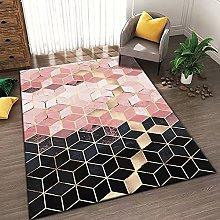 ZQW Rugs Carpet, Rug Living Room,Modern Geometric