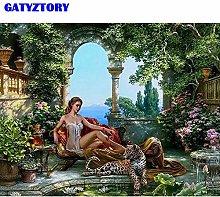 zqyjhkou Beauty and Leopard/Print wild leopard