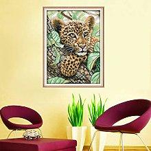 zqyjhkou Leopard print/Print wild leopard poster