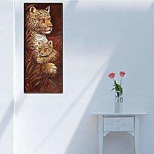 zqyjhkou leopard/Print wild leopard poster on