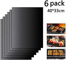 Zqyrlar - 6PCS 100% Non-Stick Reusable and Easy to