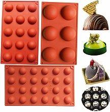 Zqyrlar - Bakeware set silicone mold for cake