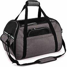 Zqyrlar - Cat Dog Carrier Bag Breathable Portable