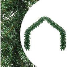 Zqyrlar - Christmas Garland PVC 10 m - Green