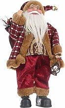 Zqyrlar - Christmas Santa Claus Plush Figure