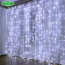 Zqyrlar - Curtain Lights 300 LED String Lights