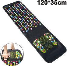 Zqyrlar - Foot Massage Mat,Reflexology Mat Walk