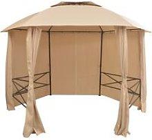 Zqyrlar - Garden Marquee Pavilion Tent with