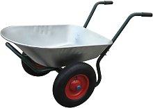 Zqyrlar - Gardening Tool Wheelbarrow Two Wheels 66
