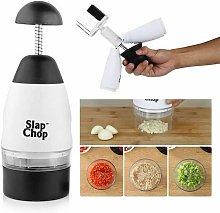 Zqyrlar - Garlic Triturator Food Chopper Slap Chop