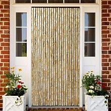 Zqyrlar - Insect Curtain Beige 100x220 cm Chenille