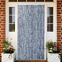 Zqyrlar - Insect Curtain Silver 100x220 cm
