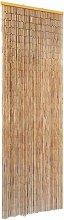 Zqyrlar - Insect Door Curtain Bamboo 56x185 cm -