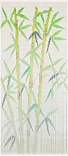 Zqyrlar - Insect Door Curtain Bamboo 90x200 cm -