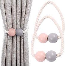 Zqyrlar - Keleily Magnetic Curtain Tiebacks 2