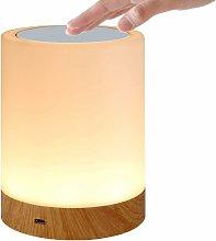 Zqyrlar - LED Touch Lamp for Bedroom, Living Room,